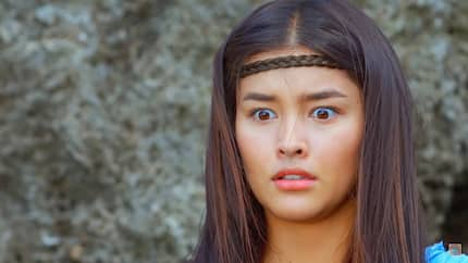 Behind Liza Soberano's angelic face is a beast that can surely spit some rhymes!