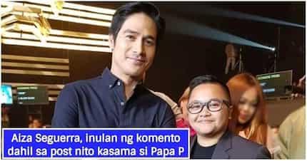 Aiza Seguerra, binulabog ang social media dahil sa post niya kasama ni Piolo Pascual