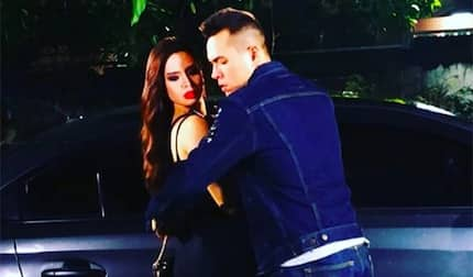 Jake Cuenca gets bashed after confessing on social media that he has a crush on co-star Erich Gonzales