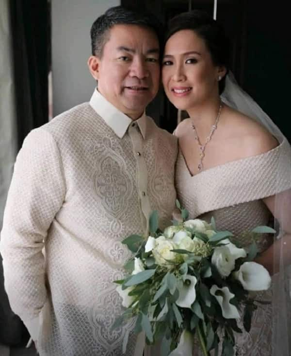 Wedding Principal Sponsors Gown: Congrats! Sen. Koko Pimentel Ties The Knot With 36-year