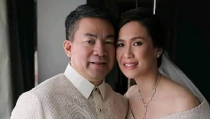 Congrats! Sen. Koko Pimentel ties the knot with 36-year-old chef