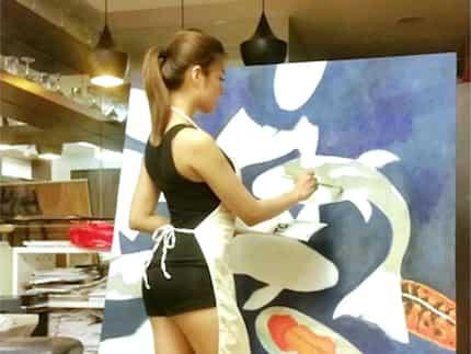 7 Filipino HOTTIES who paint incredibly good
