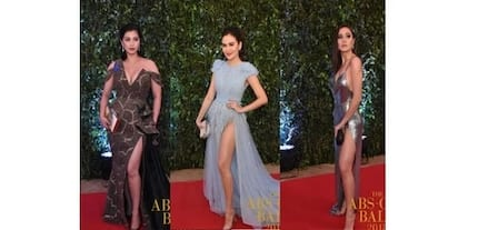 Dared to bare! 10 ladies who confidently flaunted more skin during the ABS-CBN Ball 2018