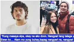 Baste Duterte nagbigay komento sa relasyon nina Ellen Adarna at John Lloyd Cruz