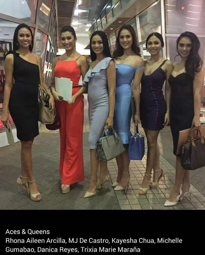 Former Pinoy Big Brother housemates Michelle Gumabao & Vickie Rushton applied to join Binibining Pilipinas 2018
