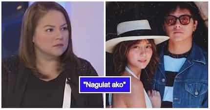 Kathryn Bernardo sinagot ang future mother-in-law nya na si Karla Estrada tungkol sa issue ng papapakasal