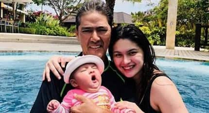 Kaka-gigil! Baby Tali visits Tito Sotto's luxurious house & bonds with her tita Helen Gamboa