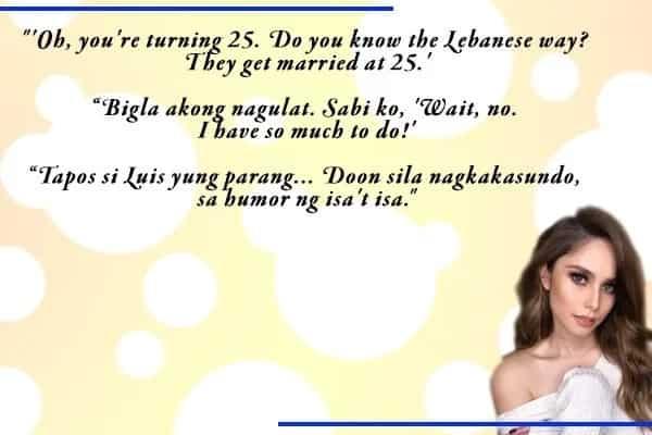 Kasalan na ba? Jessy Mendiola says Luis Manzano is ready to settle down