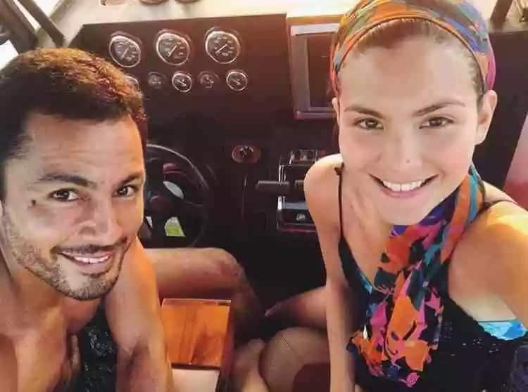 Derek Ramsay wishes ex-gf Angelica Panganiban to find the right guy