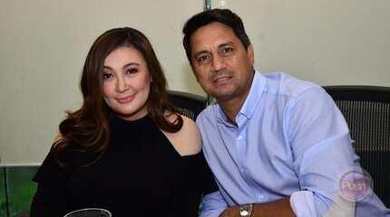 Kilig moments ulit! Sharon Cuneta gives another sweet 'yes' to ex-boyfriend Richard Gomez