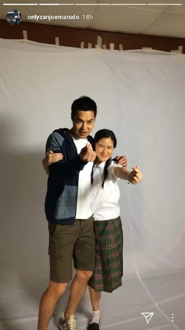 Mukhang maganda to! Angelica and Zanjoe with Kisses Delavin to star in upcoming teleserye this 2018