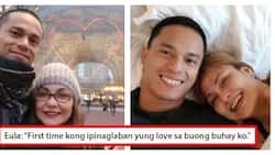 Love is sweeter the second time around! Sweet photos of Eula Valdez and Rocky Salumbides