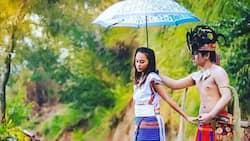 'Badjao Girl' Rita Gaviola wows netizens after intense photoshoot with alleged bf