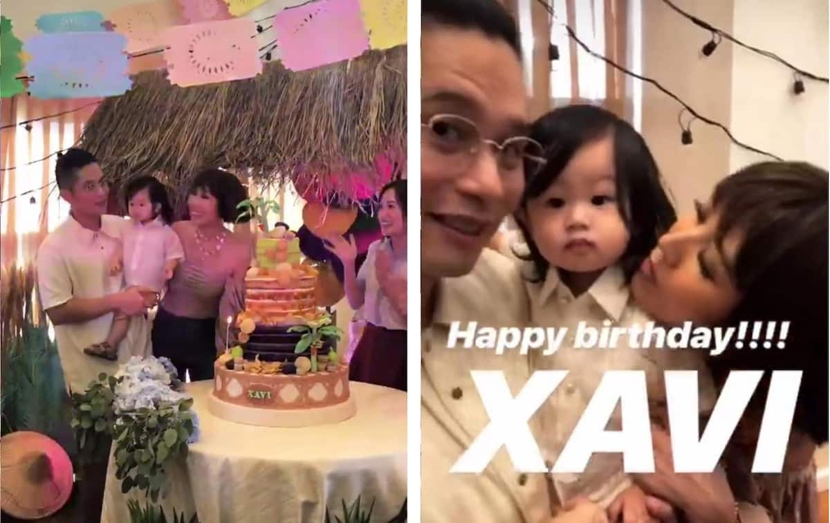 Liz Uy & Raymond Racaza throw star-studded 1st birthday party for their son