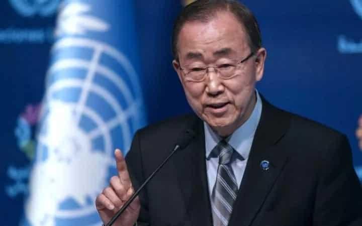 Ban Ki-Moon requested to meet Duterte but he declined