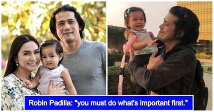 Nakakaaliw! Father and daughter bonding moments ni idol Robin Padilla at Isabella