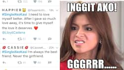 Awww. Loveless netizens share witty tweets why they are single this Valentine's day. HUGOT at its finest!