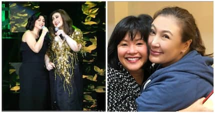 Sharon Cuneta hints on upcoming project with Regine Velasquez