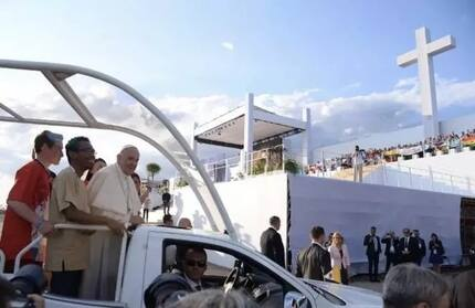 Pope Francis rocks World Youth Day 2016