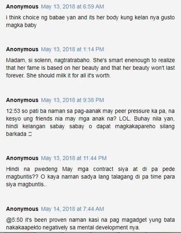 Netizens argue on why Nico Bolzico needs to go public to ask Solenn Heussaff he wants a baby