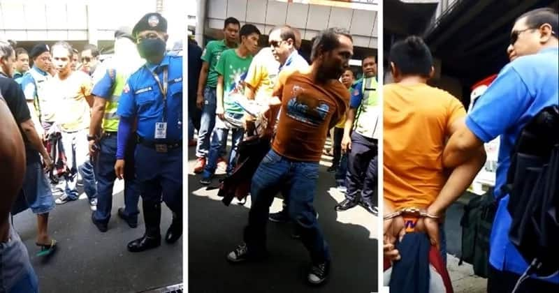 Netizens angered over indiscriminate arrest of man caught smoking