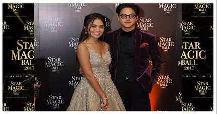 Kapamilya leading men na nag-top 10 sa best-dressed sa Star Magic Ball 2017