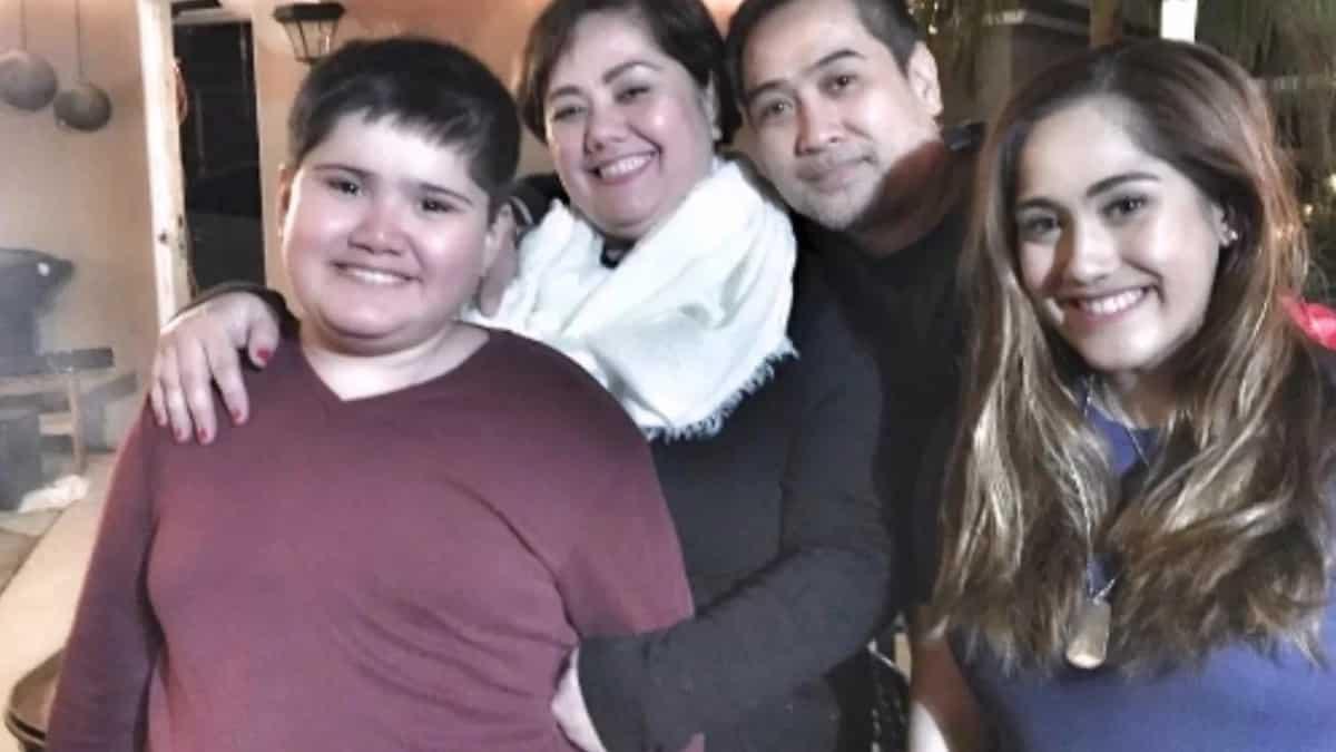 Ruby Rodriguez and husband celebrate 20th anniversary