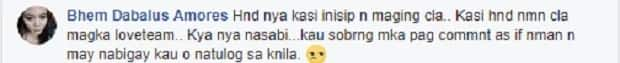 Nakakaloka ang reaksyon nila! Netizens reacts on Ellen Adarna's confirmsation about her relationship with John Lloyd Cruz