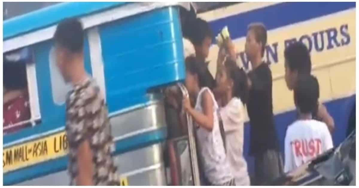 Grupo ng mga diumano'y 'rugby' teens nagnakaw at nanakit