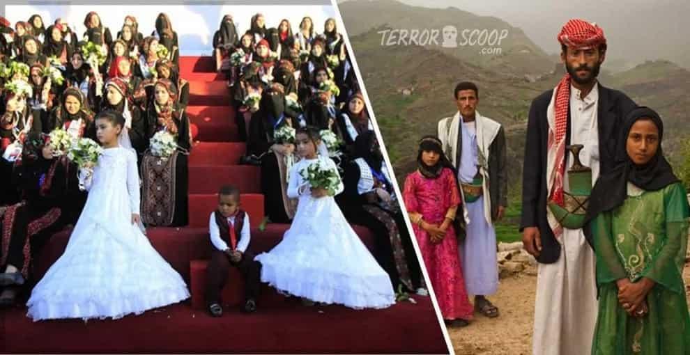 8 Year Old Bride Dies On Wedding At Hands Of 40 Year Husband Yemen