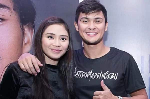 Sarah Geronimo, Matteo Guidicelli receives 1st COVID jabs; urge followers to get vaccinated