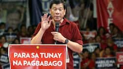 Kapit tuko? Draft charter of federal form of gov't allows Pres. Duterte to stay in power until 2030