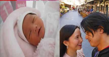 Ang gandang bata! Mariel posts Maria Isabella first photo to greet Robin Padilla happy birthday