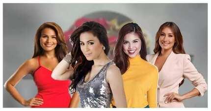 8 Dabarkads' ladies na umagaw ng pansin sa Eat Bulaga