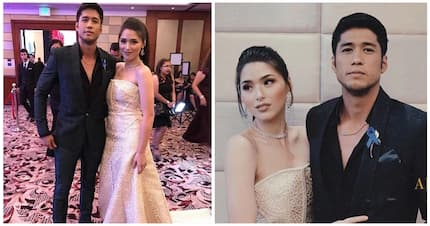 Kapuso star Kylie Padilla went to steal the show at the ABS-CBN ball 2018