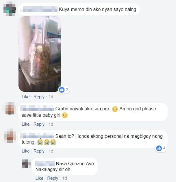 Nakakadurog ng puso! The story about the viral photo of a father who collects and saves coins for her daughter's operation