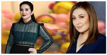 Napikon daw si Kris Aquino sa netizen na may comment sa gift nya kay Sharon