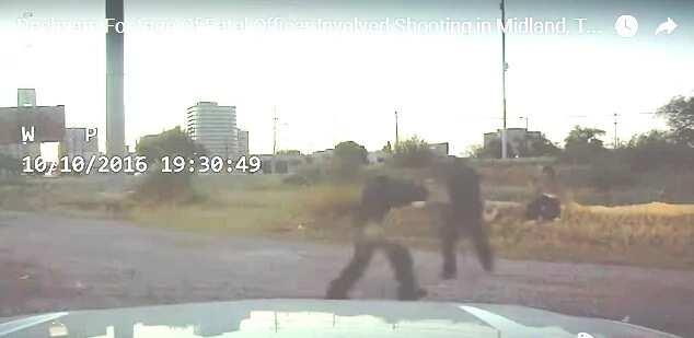 Native American Kheyanev Littledog Shot By Midland Texas Police (Video)
