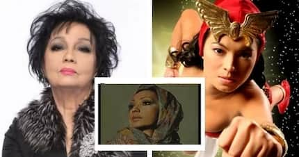 """ANGEL IS THE BEST DARNA!"" Famous villainess Celia Rodriguez says Angel Locsin is irreplaceable!"