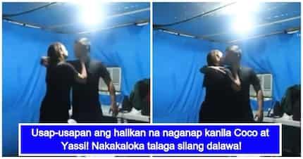 Pinagpalit daw si Julia? Coco Martin at Yassi Pressman, binulabog ang netizens sa viral video nila kung saan huli silang naghalikan