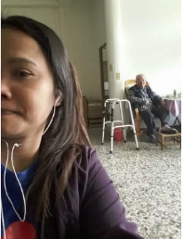 Malas man sa lovelife, Swerte naman sa trabaho! OFW single mom of 2 proves that sometimes life can be better without a partner