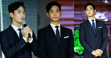 Saranghae oppa! Swoon over these photos of Korean actor Kim Soo Hyun during his visit in the Philippines