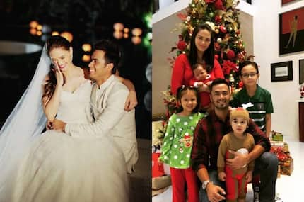 Family goals! Oyo Boy and Kristine Sotto about to celebrate their 7th wedding anniversary!