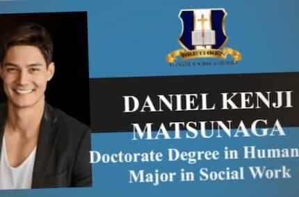 Nagsalita na! Daniel Matsunaga binweltahan ang CHED pagkatapos ng doctorate degree fiasco