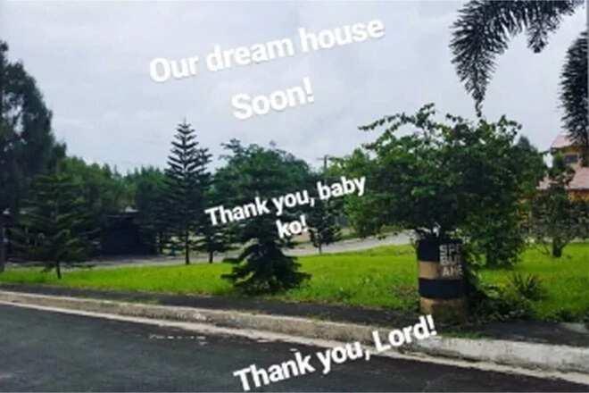 Pinasilip nina Chito Miranda at Neri Naig ang pagpapatayuan ng kanilang dream house