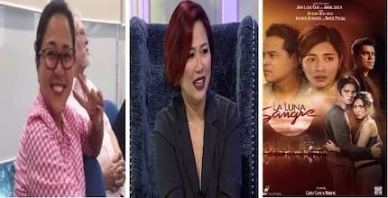 Direk Cathy Molina-Garcia saddened over 'La Luna Sangre' exit, told by ABS-CBN management to focus on 'Seven Sundays'