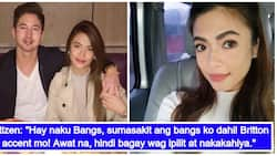 Feeling Duchess of England daw? Bangs Garcia gets bashed for her recent Instagram posts