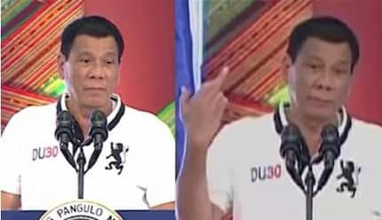 Furious Duterte tells EU 'F*ck you!' for criticizing drug war