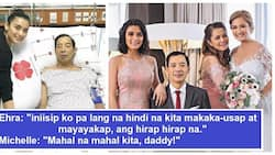 Pumanaw na ang ama: Michelle and Ehra Madrigal mourn father's passing