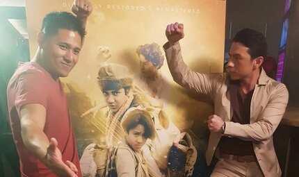 'Magic Temple' cast excited over film restoration